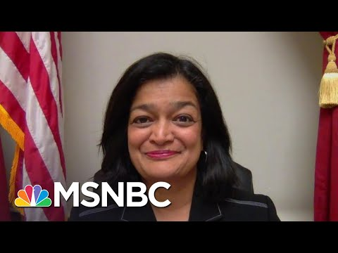 Jayapal: '1.3 Million Would Be Lifted Out Of Poverty' If We Increased The Minimum Wage | The ReidOut