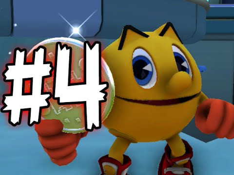 Pac-Man And The Ghostly Adventures - Part 4 - Hedge Maze (Let's Play)