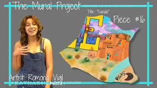 """Sandia"" by Ramona Vigil | The Mural Project"