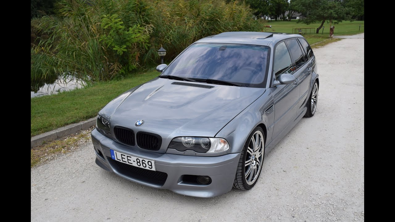 bmw e46 m3 touring based on 318d youtube. Black Bedroom Furniture Sets. Home Design Ideas