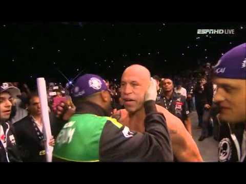 Wanderlei Silva Entrance UFC Japan