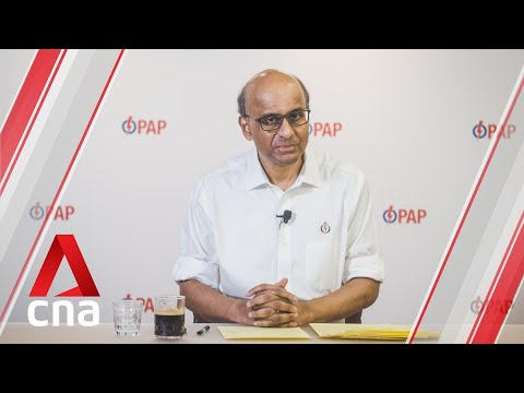 GE2020: How Should Singapore Look After Its Elderly? Tharman On Why CPF, Other Schemes Work Better