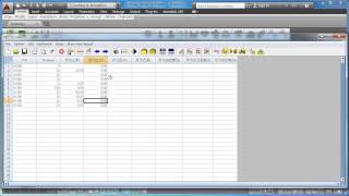 How to draw mass-haul diagram(korean) 유토곡선 작성하는 방법