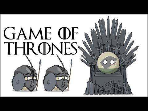 Игра престолов | Game of Thrones ( Countryballs )