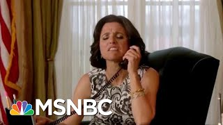 Veep Creators: Our Show Echoes Hillary More Than Trump | The Beat With Ari Melber | MSNBC