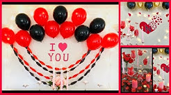Valentines Day Decoration Ideas - Party Decorations.