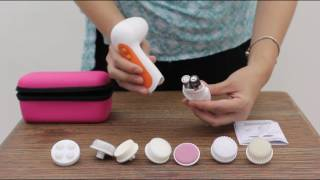 Unboxing BELLESENTIALS Electric Face Brush | Bellesentials