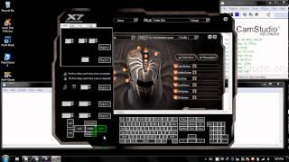 Repeat youtube video *[TUTOR] |Jendral-PeranG| Setting Mouse Macro X7-747H Part II