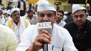 Jaiveer, Pradhan, Bahlolpur Speaks to Ten News   Shares their Grievances   Ten News