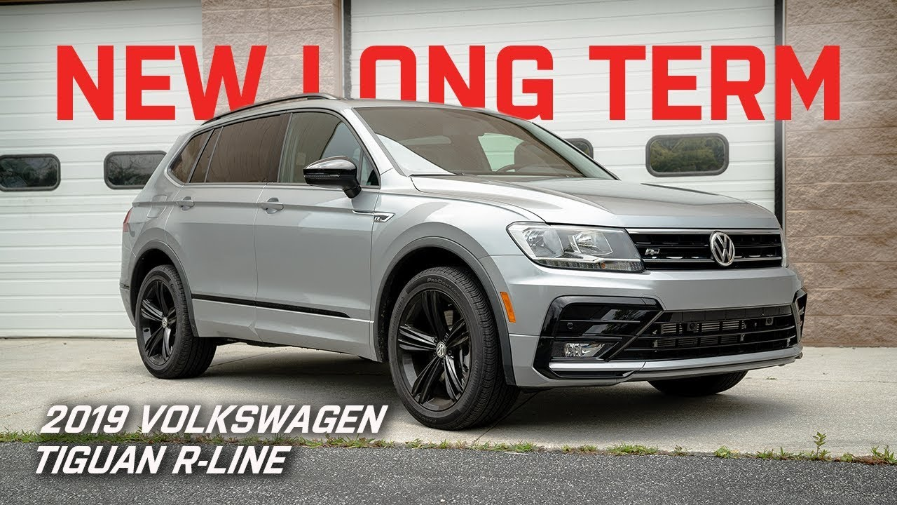 Meeting Our Long Term 2019 Volkswagen Tiguan R Line