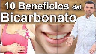 Beneficios del Bicarbonato de Sodio - 10 Usos Extraordinarios De Salud Y Belleza