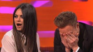 When Celebrities Flirt With Their Celebrity Crush!