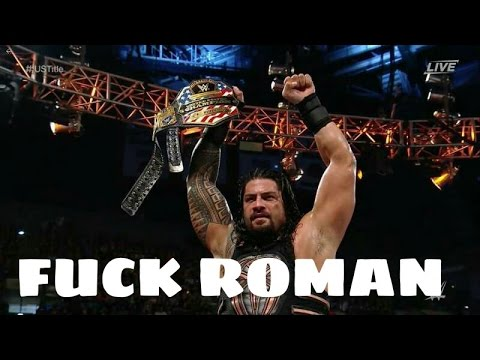 10 REAL Reasons Why WWE/Wrestling Fans Hate Roman Reigns  (RANT)