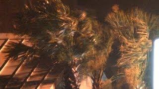 7/3/2014 Hurricane Arthur Atlantic Beach, NC Landfall