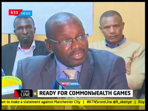 KTN News Scoreline - 24th February 2018: Two disciplines are yet to submit squads for Commonwealth
