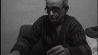 Dezvăluiri cutremurătoare ale lui Franţ Ţandără - film document realizat de Fabian Anton.