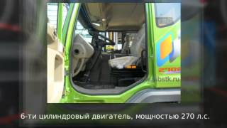 Купить Манипулятор Daewoo Novus 7 тонн с КМУ 7 тонн(, 2013-12-09T06:40:05.000Z)