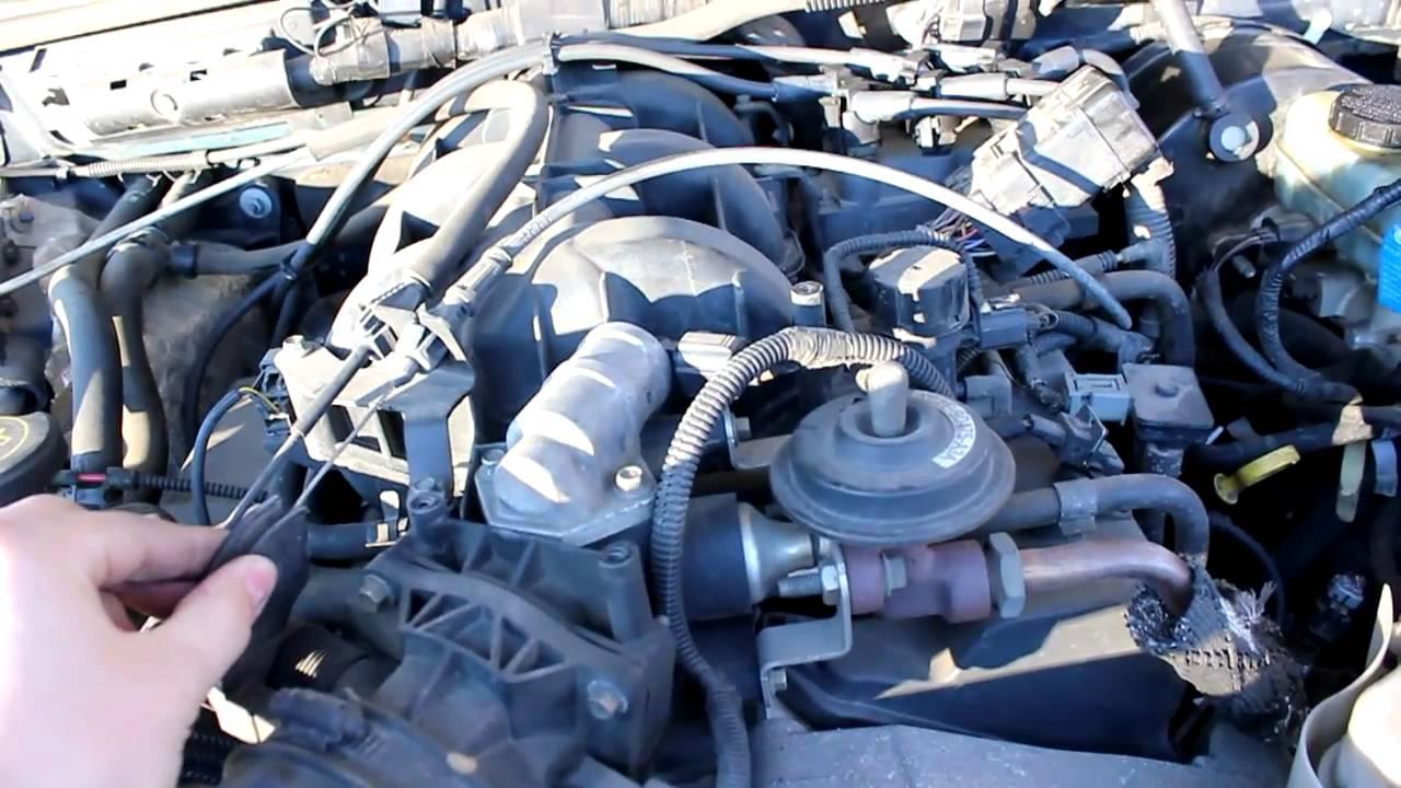 Mustang Engine Diagram 2002 Ford Ranger 4 0l V6 Hiss When Throttled Youtube