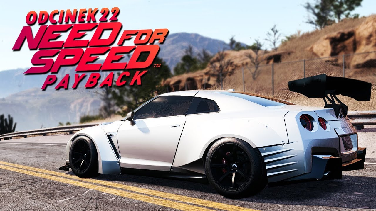 Need for Speed Payback PL (DUBBING) #22 – GTR W AKCJI! – PC