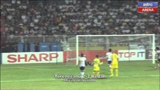 Piala Malaysia 2014: Terengganu 2-2 Kedah (30/8/14)