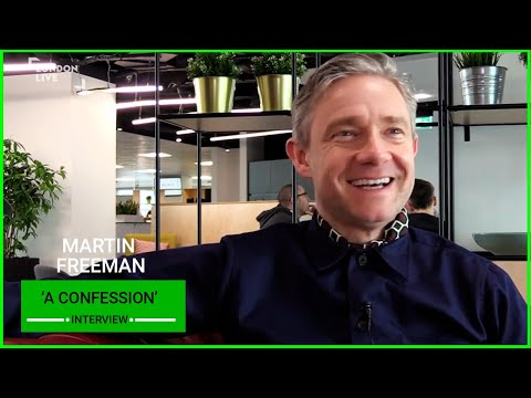 martin-freeman-on-his-new-role-in-'a-confession'🎬