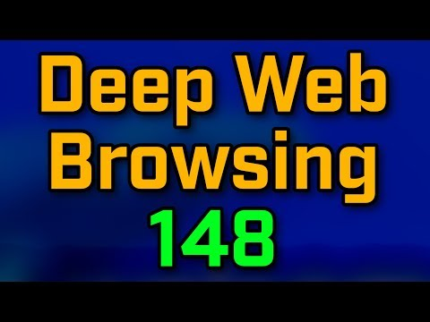THE BLUE WHALE GAME...? - Deep Web Browsing 148