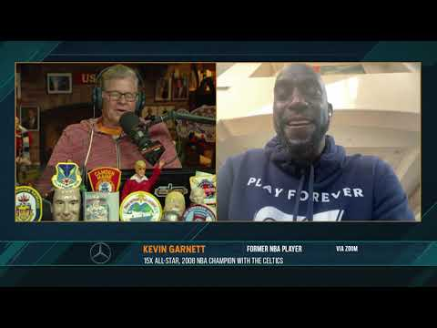 Kevin Garnett on the Dan Patrick Show Full Interview | 6/4/21