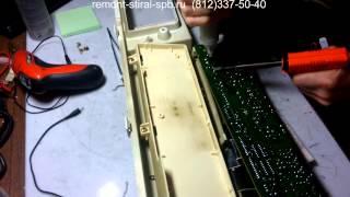Ремонт электронного модуля стиральной машины Samsung  -  Санкт-Петербург(, 2015-07-09T20:40:41.000Z)