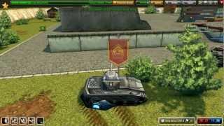 Хоресмоки играет в Танки Онлайн в Песочнице