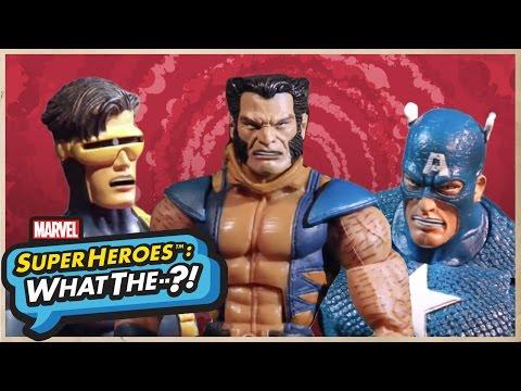 Marvel Super Heroes: What The--?! Avengers vs. X-Men Part 1