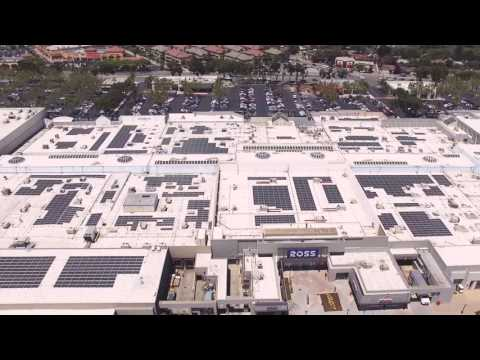 American Solar Power – Westgate Shopping Center – San Jose, California