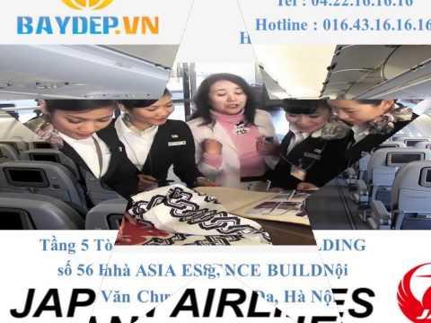 Gia Lai: Mua bán vé máy bay Japan Airlines giá rẻ ở Gia Lai , vé giá rẻ