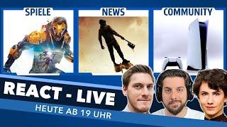 React Live: Anthem am Ende, Entwickler gefeuert