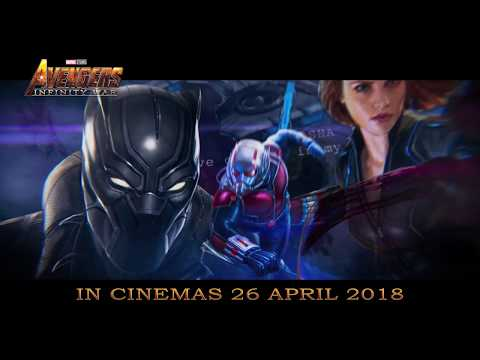 AVENGERS: INFINITY WAR Official Trailer - April 2018