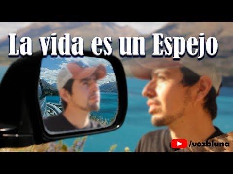 La mas bella Reflexión Cristiana - La Vida es como un Espejo