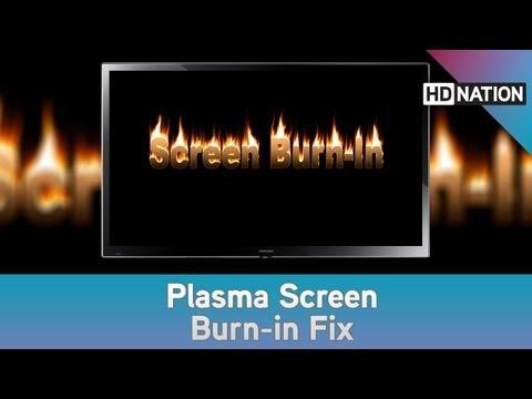 Plasma Burnin Is Easy To Fix! Digital Projection's $80,000 TITAN. Netflix SuperHD For All!
