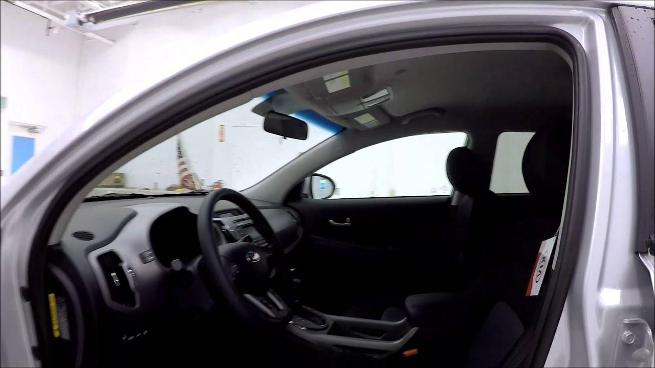 Dennis Dillon Mazda >> 2016 Kia Sportage LX - YouTube