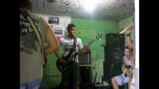 Banda Dead System - Caminhos incertos (cover), ensaio