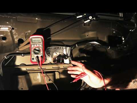 SOLVED! - Nissan Sentra Driver Window FIX!