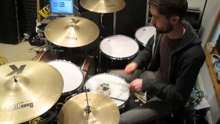 The Maccabees - No Kind Words (Drum Cover)
