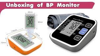 Digital BP checkup Monitor || BP Checkup || Unboxing of Digital BP Monitor