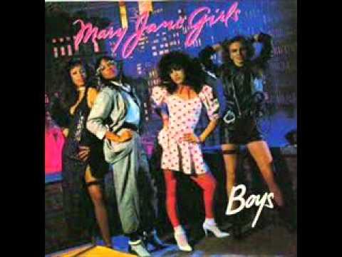 The Mary Jane Girls - Boys