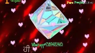 Manak Di Kali Ranjit Bawa new Punjabi whatsapp status video song by pure punjab