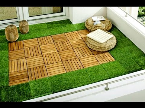 Beautiful Small Balcony Garden Design Ideas