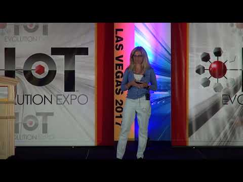 Verizon Keynote at IoT Evolution Expo Las Vegas 2017