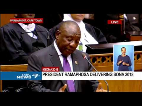 FULL SPEECH: President Cyril Ramaphosa's maiden SONA
