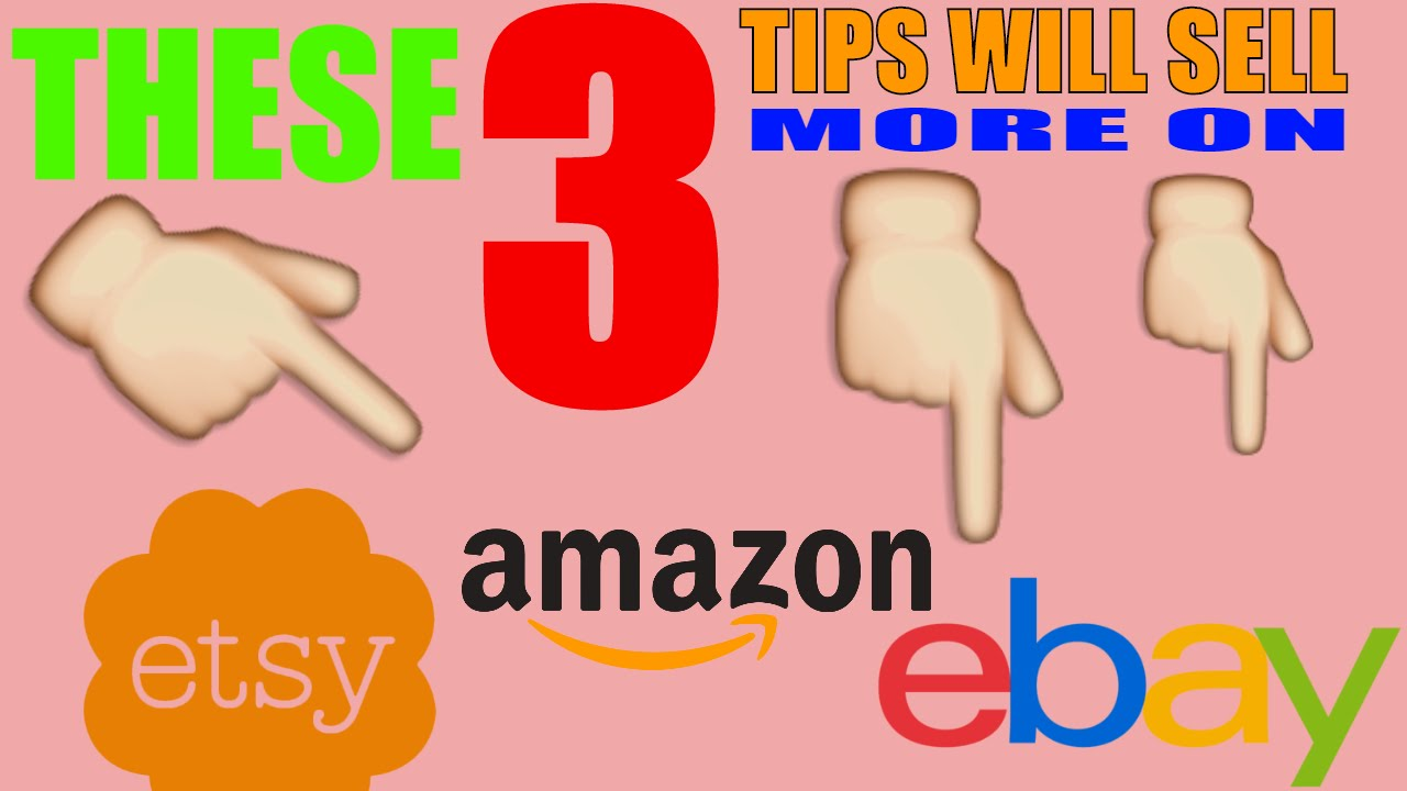 Top 3 Tips How to Start an Etsy Shop Series INCREASE SALES