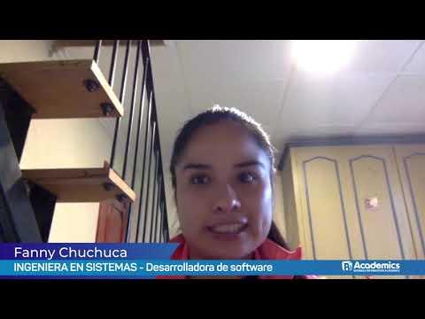 Conoce la motivación de Fanny Chuchuca para seguir la Certificación en Big Data
