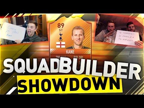 FIFA 17: MOTM HARRY KANE SQUAD BUILDER BATTLE vs NOHANDGAMING !! EXTREME DISCARD CHALLENGE 😳🔥