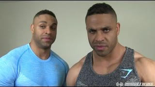 10 Scoops Of Whey Protein A Day @hodgetwins